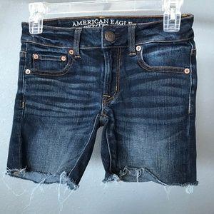 Women's American Eagle jean shorts